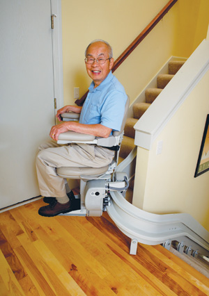 houston tx stair lifts