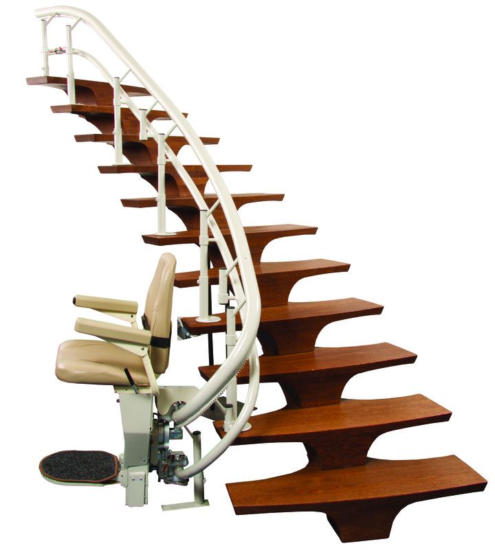 SAN FRANCISCO stairlifts acorn 130 180 handicare bay area