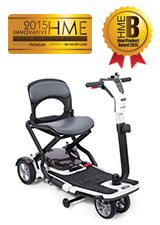 Go-Go Folding Scooter Phoenix AZ GoGo Pride are Renting Mobility Senior Elderly Electric Scooters